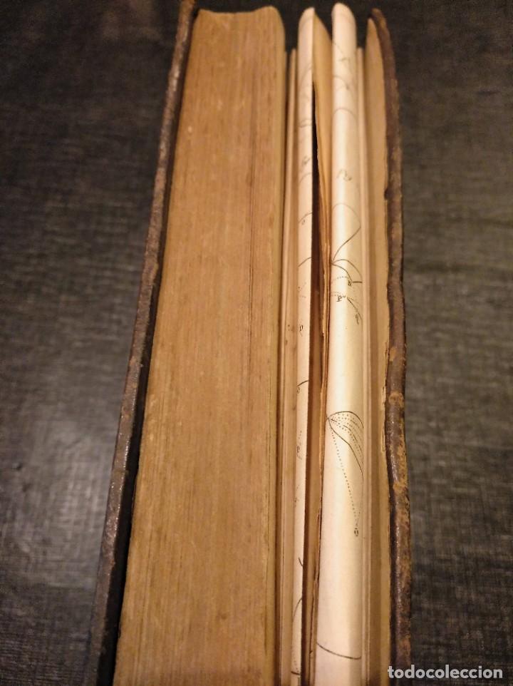 Libros antiguos: CURSO DE GEOMETRÍA ELEMENTAL (1862) - J. H. VINCENT - CON 22 LÁMINAS DESPLEGABLES - Foto 17 - 190166302