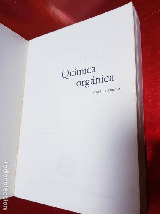 Libros antiguos: LOTE 2 LIBROS-QUÍMICA ORGÁNICA I+II-2ªEDICIÓN-ED.REVERTÉ S.A.-ALLINGER/CAVA/JOHNSON - Foto 10 - 190561527