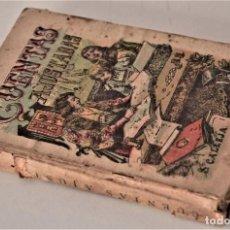 Libros antiguos: CUENTAS AJUSTADAS, GUÍA DEL COMPRADOR Y DEL VENDEDOR - SATURNINO CALLEJA - MUY ANTIGUO. Lote 190612578