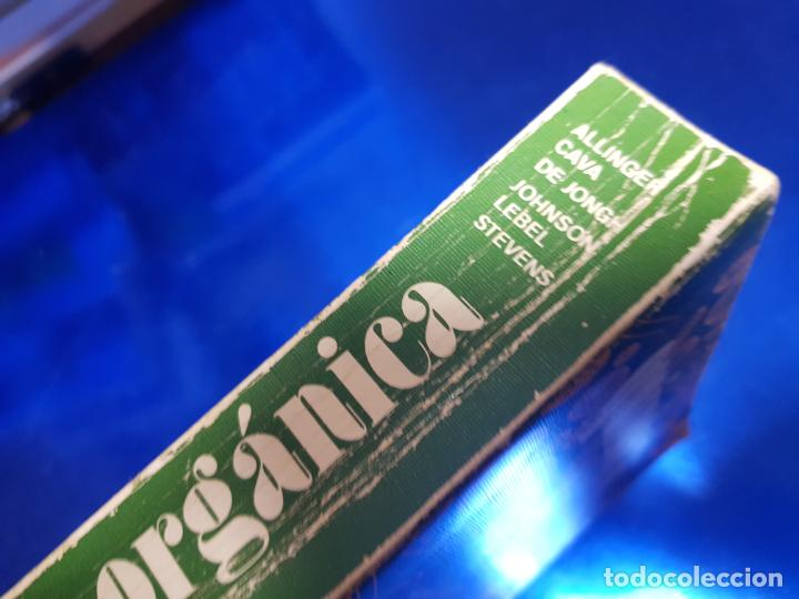 Libros antiguos: LOTE 2 LIBROS-QUÍMICA ORGÁNICA I+II-2ªEDICIÓN-ED.REVERTÉ S.A.-ALLINGER/CAVA/JOHNSON - Foto 22 - 190561527