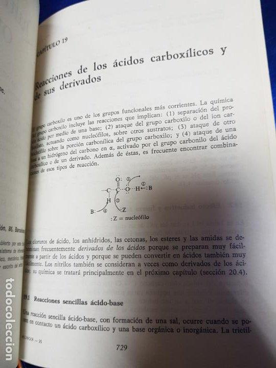 Libros antiguos: LOTE 2 LIBROS-QUÍMICA ORGÁNICA I+II-2ªEDICIÓN-ED.REVERTÉ S.A.-ALLINGER/CAVA/JOHNSON - Foto 27 - 190561527