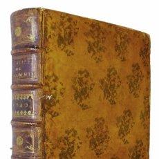 Libros antiguos: 1742 - ACADÉMIE ROYALE DES SCIENCES - MÉMOIRES DE MATHÉMATIQUE & DE PHYSIQUE. Lote 190806303