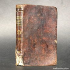 Libros antiguos: 1802 - CONVERSACIONES SOBRE HISTORIA NATURAL - BIOLOGÍA - AGRICULTURA - BOTÁNICA. Lote 190830211