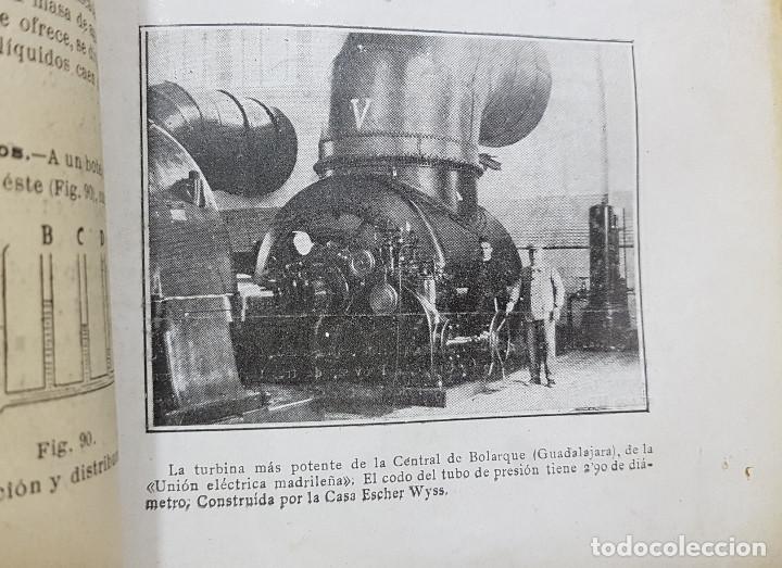 Libros antiguos: MODESTO BARGALLÓ - MANUAL DE FÍSICA (Reus, 1925) (Profesor Escuela Normal Guadalajara) - Foto 5 - 191104617