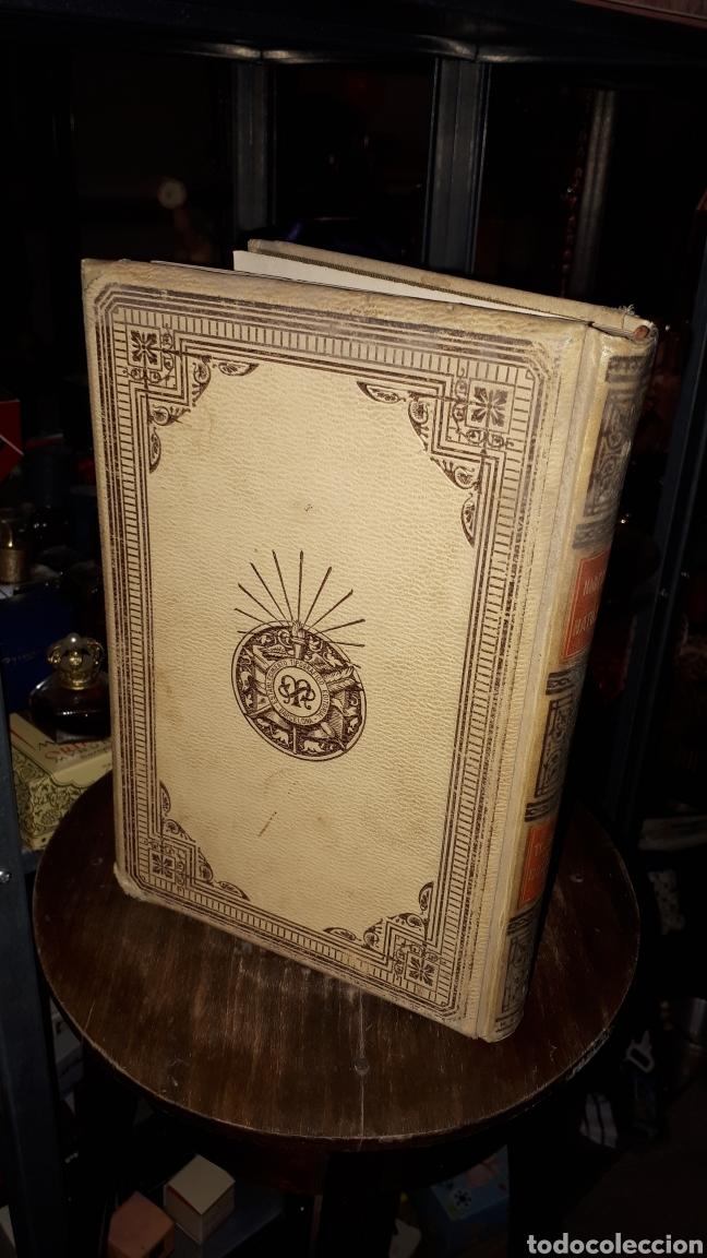 Libros antiguos: HISTORIA NATURAL BOTANICA ODON DE BUEN MONTANER Y SIMON 1893 - Foto 5 - 191303796