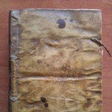Libros antiguos: 1619 DOS LIBROS : ARISMÉTICA Y GEOMETRÍA / TRATADO DE LA ARTE MAYOR DE ARISMETICA LLAMADA ALGEBRA. Lote 191593352