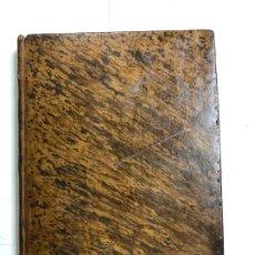 Libros antiguos: TRATADO DE QUIMICA MINERAL, VEGETAL Y ANIMAL POR J.J BERZELIUS. TOMO DECIMO-CUARTO.LEER.. Lote 191864638