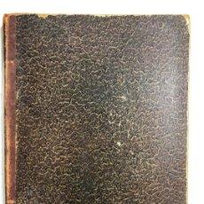 Libros antiguos: TABLAS PARA FACILITAR LOS CALCULOS NAUTICOS POR EL TENIENTE DE NAVIO D. RAMON ESTRADA. 1885. LEER. Lote 191870512