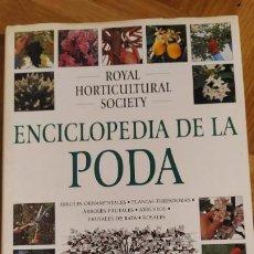 Libros antiguos: ENCICLOPEDIA DE LA PODA / DAVID BRICKELL . Lote 192604812
