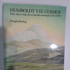 Libros antiguos: HUMBOLDT Y EL COSMOS. Lote 192849131