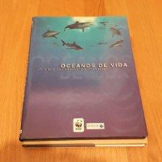 Libros antiguos: OCEANOS DE VIDA. Lote 193164135