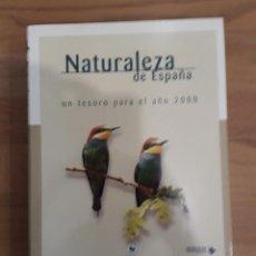 Libros antiguos: NATURALEZA DE ESPAÑA. Lote 193164211