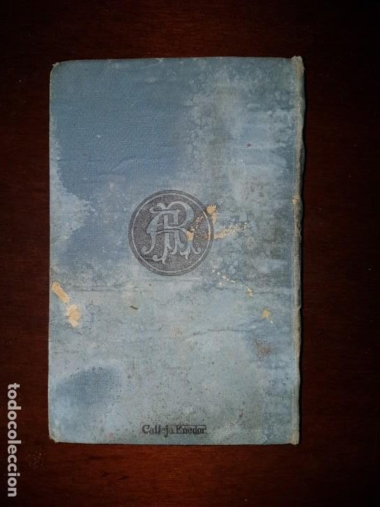 Libros antiguos: Determinación de los minerales - 1919 - Foto 6 - 193192220