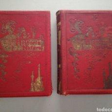 Libri antichi: HISTORIA NATURAL ODON DE BUEN TOMO I Y II. Lote 193327057