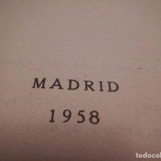 Libros antiguos: ANÁLISIS ALGEBRAICO. Lote 193783881