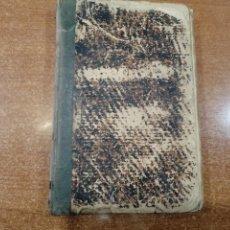 Libros antiguos: ELEMENTOS DE MATEMÁTICAS POR ACISCLO F. VALLIN. AÑO 1891. Lote 193900753