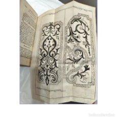 Libros antiguos: AÑO 1764: EL JARDINERO FLORISTA. CURIOSO LIBRO DE AGRICULTURA CON ILUSTRACIONES DESPLEGABLES.. Lote 193946360
