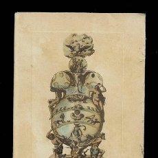 Libros antiguos: C2-78 LA QUIMICA A TRAVES DE LOS TIEMPOS ALEGORIA A LA PIEDRA FILOSOFAL LIBRITO DE 18 PAGINAS EDITAD. Lote 194365330