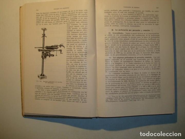 Libros antiguos: TRATADO DE LABOREO DE MINAS - C. H. FRITZSCHE - TOMO PRIMERO SEGUNDA EDICIÓN EDITORIAL LABOR 1961 - Foto 5 - 194729927