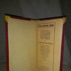 Libros antiguos: BIBLIOTECA INTERNACIONAL PITAGORICA - AÑO 1926 - P.SELLARES - MUY RARO.. Lote 194757822