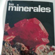 Libros antiguos: LOS MINERALES. Lote 195080911