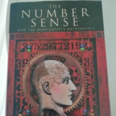 Libros antiguos: THE NUMBER SENSE, EN INGLÉS. Lote 195085342