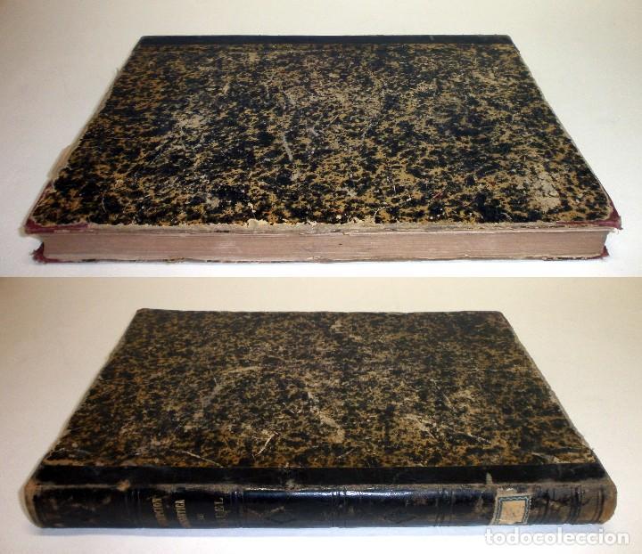 Libros antiguos: VILANOVA Y PIERA, Juan. Ensayo de Descripción Geognóstica de la Provincia de Teruel... 1863. - Foto 2 - 195280491
