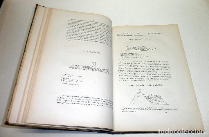 Libros antiguos: VILANOVA Y PIERA, Juan. Ensayo de Descripción Geognóstica de la Provincia de Teruel... 1863. - Foto 5 - 195280491