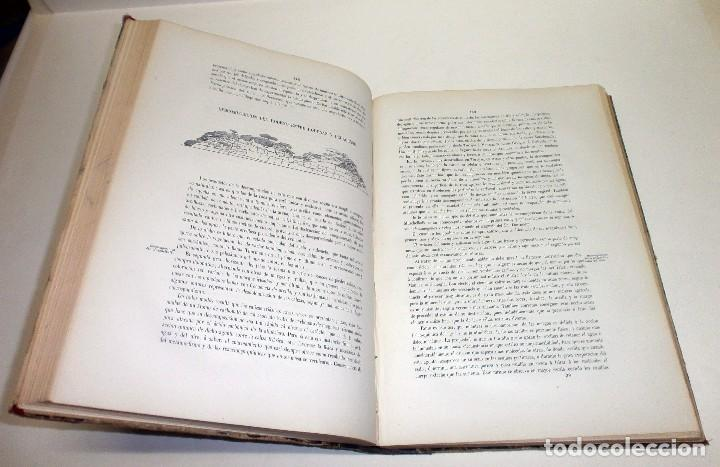 Libros antiguos: VILANOVA Y PIERA, Juan. Ensayo de Descripción Geognóstica de la Provincia de Teruel... 1863. - Foto 7 - 195280491