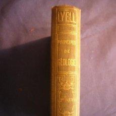 Libros antiguos: CHARLES LYELL: - PRINCIPES DE GEOLOGIE (TOMO II) - (PARIS, 1845). Lote 195320413