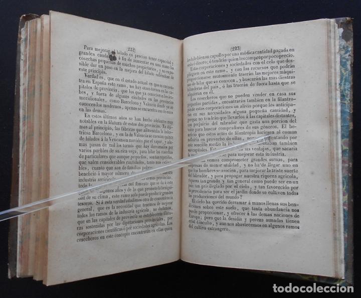 Libros antiguos: PCBROS - CULTIVO DE LA MORERA Y CRÍA GUSANO SEDA- VICTOR LANA -1847 IMP. LIT. EGAÑA - VITORIA - Foto 12 - 195385643