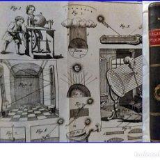 Libros antiguos: AÑO 1792: TEODORO DE ALMEIDA. LIBRO ESPAÑOL DEL SIGLO XVIII CON ILUSTRACIONES DESPLEGABLES.. Lote 195514472