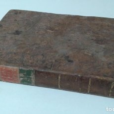 Libros antiguos: TRATADO DE MATEMATICAS VALLEJO 1821. Lote 195754057