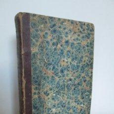 Libros antiguos: ELEMENTOS DE ARITMETICA. M.BOURDON. TRADUCIDO POR CALISTO FERNANDEZ FORMENTANY. 1843.. Lote 195934572