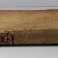 Libros antiguos: ARITMÉTICA MERCANTIL DE POY. TOMO I. FAUSTO DE LA VEGA. IMP. F. PIFERRER. 1842.. Lote 196598968
