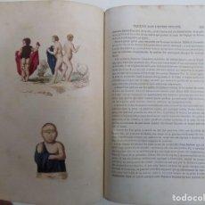Libros antiguos: LIBRERIA GHOTICA. EXCEPCIONAL OBRA FRANCESA DE BUFFON.1852. OBRA COMPLETA 9 VOLUMENES FOLIO.GRABADOS. Lote 196936892