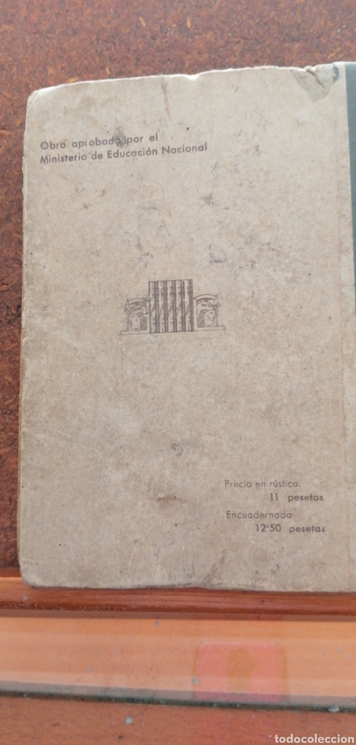 Libros antiguos: MATEMÁTICAS SEXTO CURSO DE BACHILLERATO - Foto 2 - 197639032