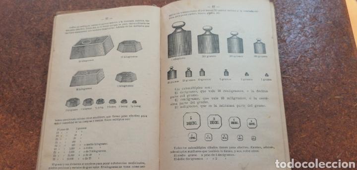 Libros antiguos: LECCIONES DE ARITMÉTICA GRADO SUPERIOR AÑO 1922 - Foto 4 - 197639502