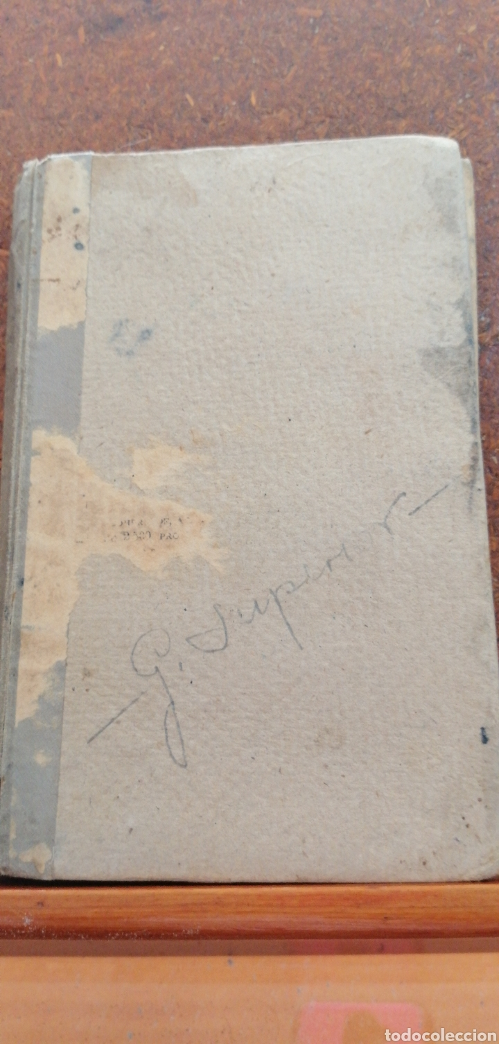 LECCIONES DE ARITMÉTICA GRADO SUPERIOR AÑO 1922 (Libros Antiguos, Raros y Curiosos - Ciencias, Manuales y Oficios - Física, Química y Matemáticas)