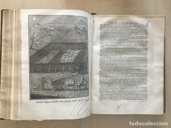 Libros antiguos: La nouvelle Maison rustique..., 2 tomos (IyII), 1790. L. Liger. Posee 41grabados y figuras - Foto 14 - 198399371