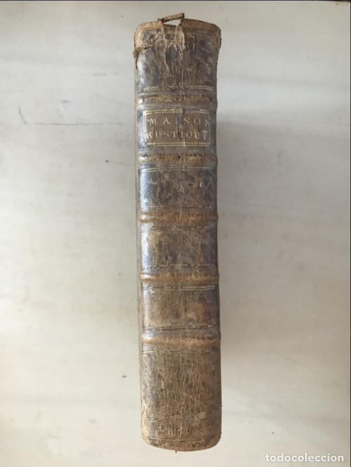 Libros antiguos: La nouvelle Maison rustique..., 2 tomos (IyII), 1790. L. Liger. Posee 41grabados y figuras - Foto 30 - 198399371