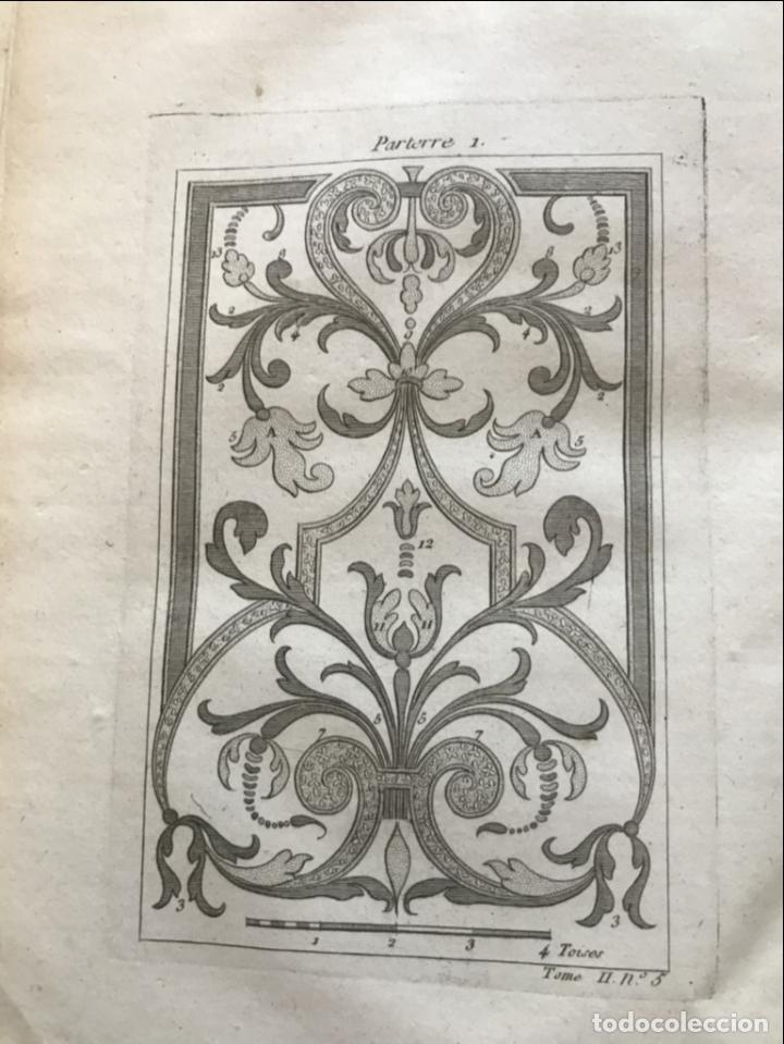 Libros antiguos: La nouvelle Maison rustique..., 2 tomos (IyII), 1790. L. Liger. Posee 41grabados y figuras - Foto 40 - 198399371