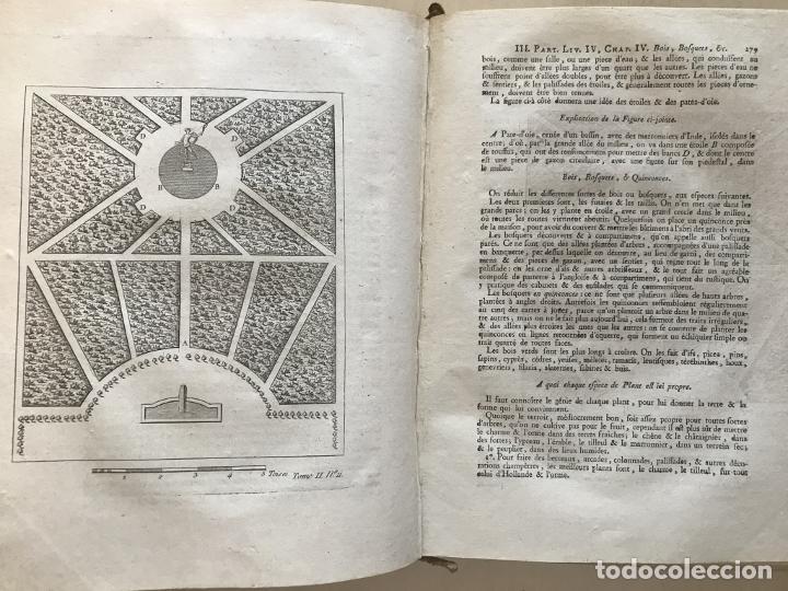 Libros antiguos: La nouvelle Maison rustique..., 2 tomos (IyII), 1790. L. Liger. Posee 41grabados y figuras - Foto 46 - 198399371