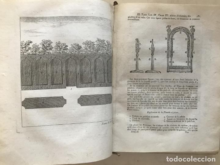 Libros antiguos: La nouvelle Maison rustique..., 2 tomos (IyII), 1790. L. Liger. Posee 41grabados y figuras - Foto 47 - 198399371