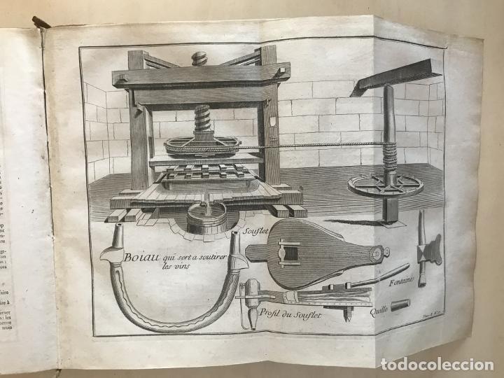 Libros antiguos: La nouvelle Maison rustique..., 2 tomos (IyII), 1790. L. Liger. Posee 41grabados y figuras - Foto 51 - 198399371