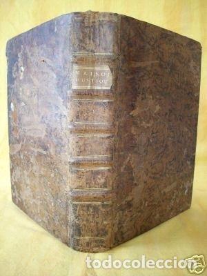 Libros antiguos: La nouvelle Maison rustique..., 2 tomos (IyII), 1790. L. Liger. Posee 41grabados y figuras - Foto 61 - 198399371