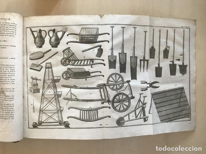 Libros antiguos: LA NOUVELLE MAISON RUSTIQUE ..Tomo II, 1798. J-F- Bastien. Posee 18 grabados. - Foto 9 - 198405088