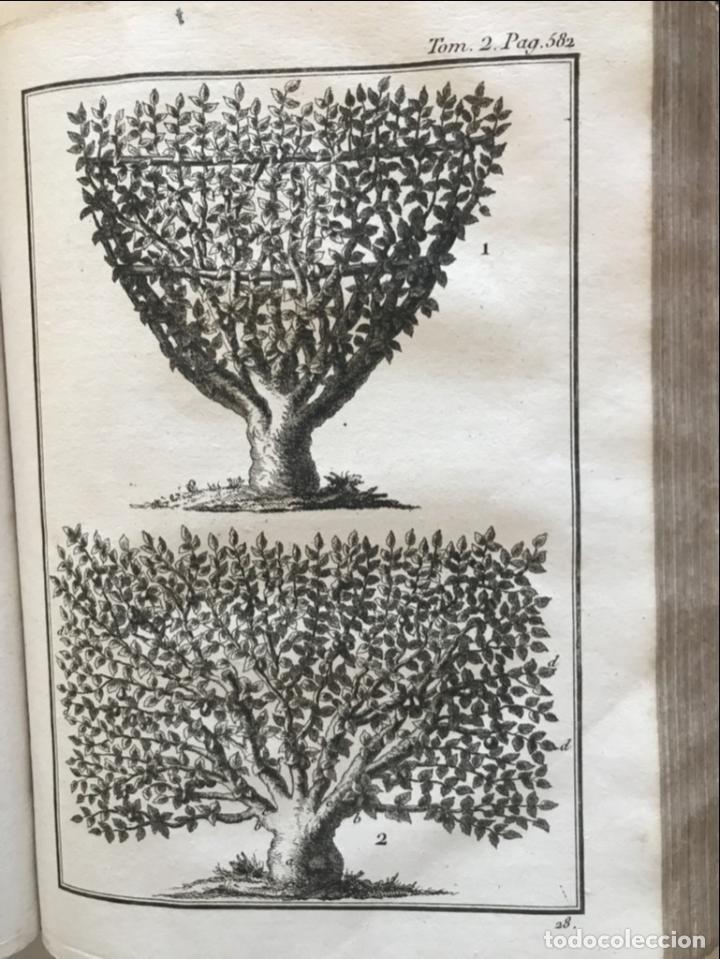 Libros antiguos: LA NOUVELLE MAISON RUSTIQUE ..Tomo II, 1798. J-F- Bastien. Posee 18 grabados. - Foto 12 - 198405088