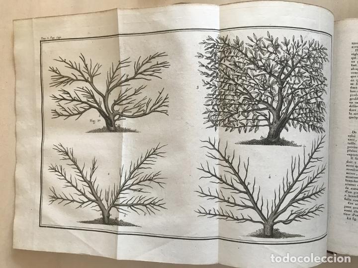 Libros antiguos: LA NOUVELLE MAISON RUSTIQUE ..Tomo II, 1798. J-F- Bastien. Posee 18 grabados. - Foto 16 - 198405088