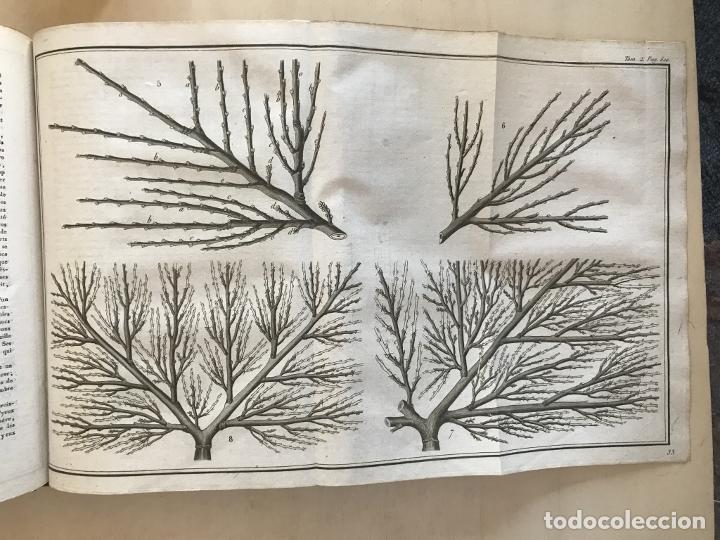 Libros antiguos: LA NOUVELLE MAISON RUSTIQUE ..Tomo II, 1798. J-F- Bastien. Posee 18 grabados. - Foto 17 - 198405088
